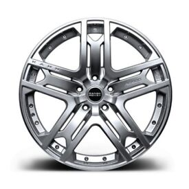 22 inch Alloy Wheels Kahn RS600 Range Rover Vogue L322 2010 to 2012 set of 4