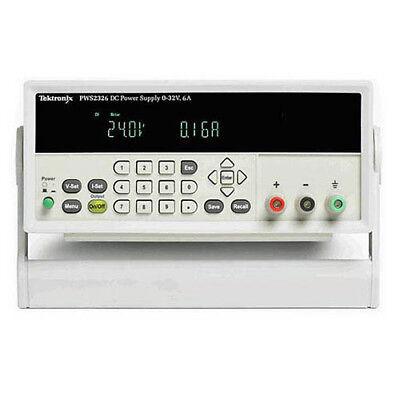 Tektronix Pws2326 32v6a Dc Power Supply