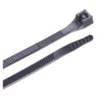 Gardner Bender 45-314uvbfz Gb 50 Lb Xtreme Temp Cable Tie 20bag 14 Black
