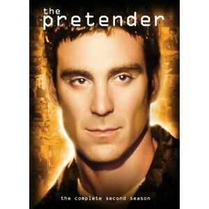 The Pretender-Season 2 in excellent condition-4 dvd set + bonus