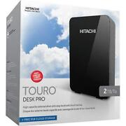Hitachi 2TB External Hard Drive