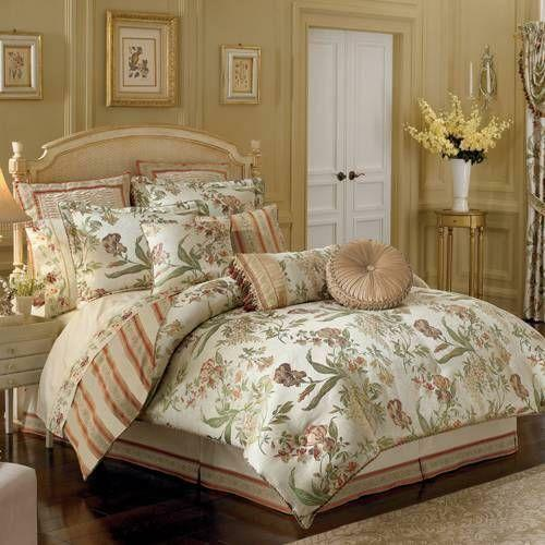 Croscill King Comforter Set