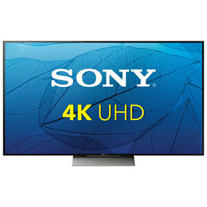 Unopened SONY Bravia 65' Ultra HD 4K -Upscale your entertainment