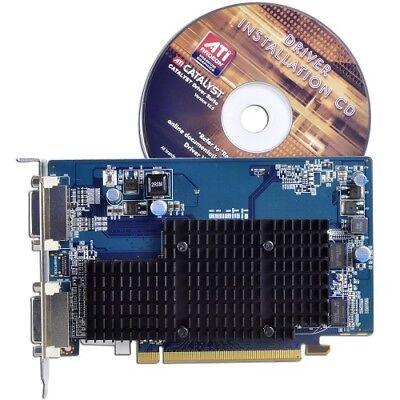 AMD Radeon HD 5450 512MB DDR3 PCI Express Dual DVI Video Card w/HDCP Support NEW