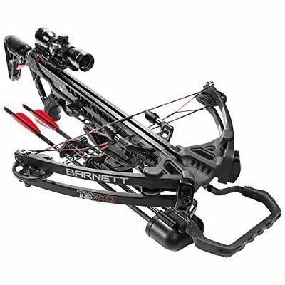 Barnett BAR78001, TS370 Crossbow Package Black