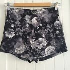 Paper Heart Floral Shorts for Women