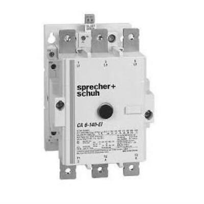 Sprecher Schuh Contactor Ca6-140-ei-11-120