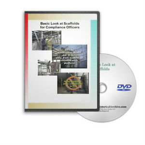 Scaffold-Construction-Methods-Safety-Educational-DVD-C481