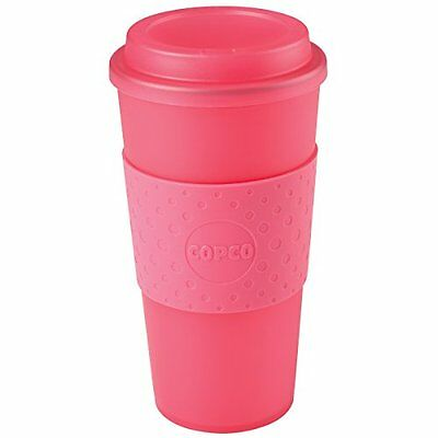 @ Travel Mug Drink Copco 2510-0410 Acadia 16Oz Translucent Pink Bottle Thermos 16 Oz Translucent Travel Mug