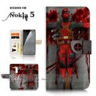 Deadpool Cases, Covers and Skins for Nokia Nokia 5
