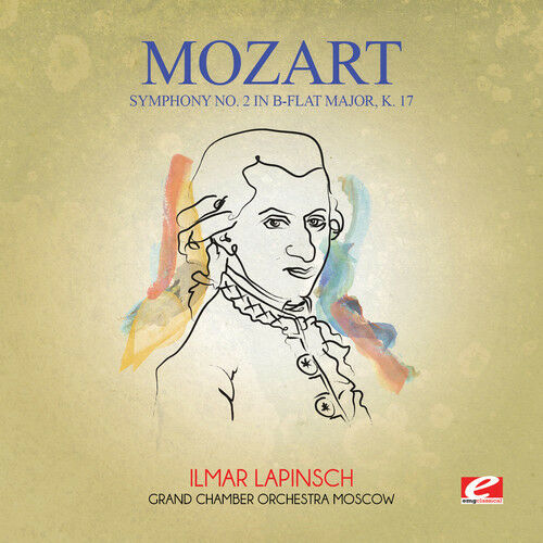 Mozart - Symphony No. 2 in B-Flat Major K. 17 [New CD] Manufactured On Demand