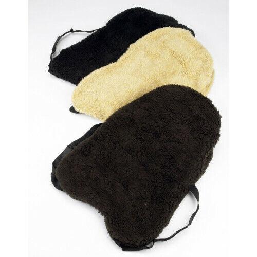 Hy Fur Fabric Saddlery Seat Saver - Brown One Size