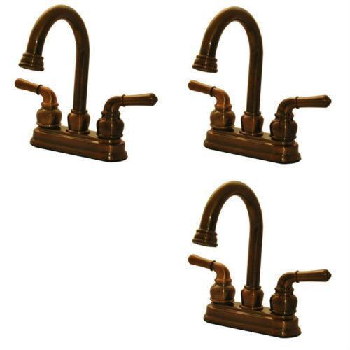 Brushed Bronze Bathroom Faucet Ebay