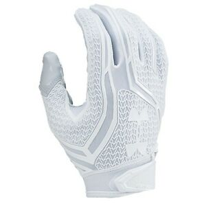 Gants/Goves Under Armour all white