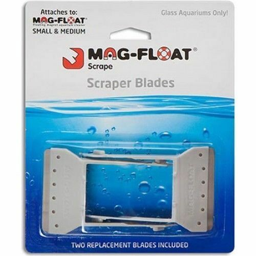 Mag-Float Replacement Scraper Blades for Small/Medium Magfloat