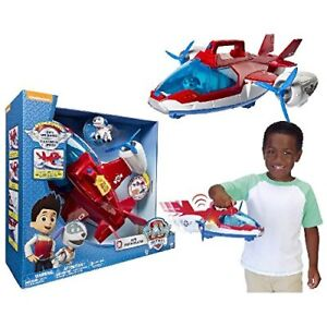NEW: Paw Patrol, Lights and Sounds Air Patroller Plane -