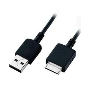 Usb Data Charger Cable For Sony Walkman MP3 Player NW-A829 NWZ-E436F NWZ-S639F