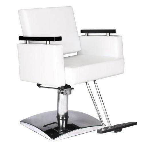 White Salon Chair Ebay