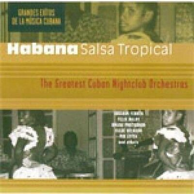 Habana Vieja - Best of Afro-Cuban Music [New
