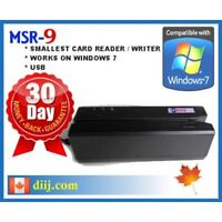 MSR9 - MSR900 Small Mag-Card Reader Writer