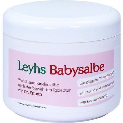 LEYHS Babysalbe 500 ml Wund- und Kindersalbe nach Dr. Erfurth