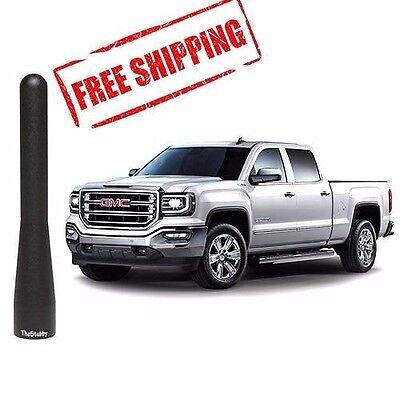 STUBBY Short Radio Antenna For 2007-2017 GMC Sierra Truck 09-17!