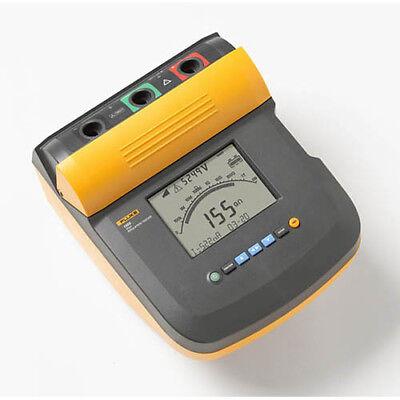 Fluke 1555 Fc Kit Wir3000 Megohmmeterinsulation Resist Tester Kit