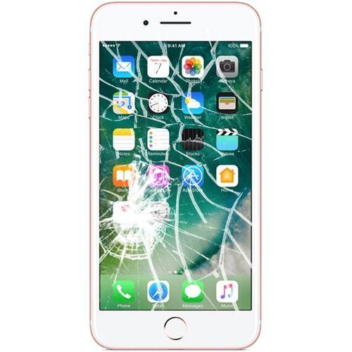 Apple Iphone 6 Plus Broken Lcd And Digitizer Screen Repair Replacement Service
