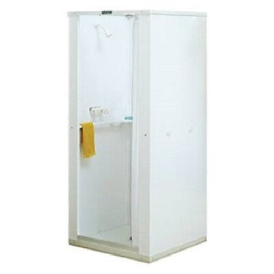 Shower Enclosure With Base Stall Kit Bathroom Walk In Stand Up DIY 32x32x75 New