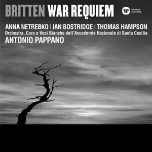 Antonio Pappano - Britten: War Requiem (NEW CD)