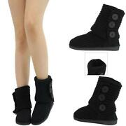 Cuff Ankle Boots