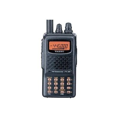 Yaesu FT-60R Dual Band Handheld Radio 5W VHF/UHF - Authorized Yaesu USA Dealer!