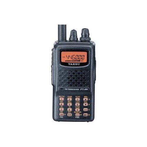 Yaesu Ft 60r Dual Band Handheld Radio 5w Vhf Uhf