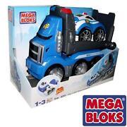 Mega Bloks Tiny N Tuff