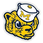 Michigan Wolverines Sticker