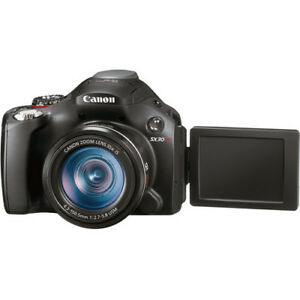 Canon SX30IS 14.1MP Digital Camera with 35x