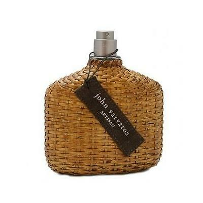 John Varvatos Artisan by John Varvatos 4.2 oz EDT Cologne for Men New Tester