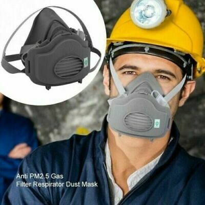 Staubmaske Lackiermaske Atemschutzmaske Halbmaske Gasmaske Beatmungsgerät