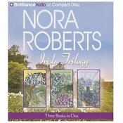 Nora Roberts Trilogy Audio Book