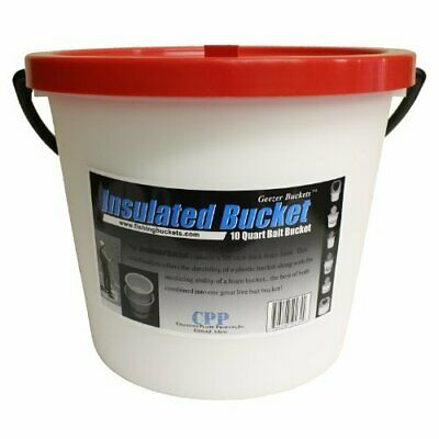 Challenge Bait Bucket Plastic 1Pc 10Qt