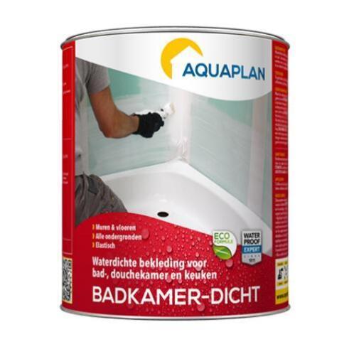 ≥ Aquaplan Aquaplan badkamer dicht 0,70 l - Isolatie en Afdichting ...