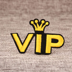 VIP Custom Made Patches