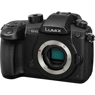 Panasonic LUMIX DC-GH5 Mirrorless MFT Digital Camera Body Only DC-GH5K