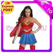 Womens Fancy Dress Costumes Superhero