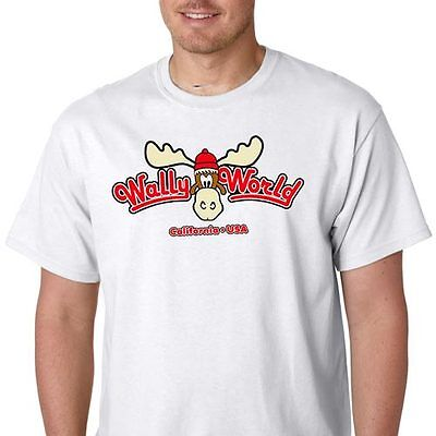 Wally World funny christmas vacation vintage movie walley griswold T-SHIRT - Wally World Movie