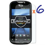 HTC myTouch 4G Screen Protector