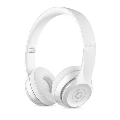 Cuffia CUFFIE ad Archetto Beats SOLO 3.0 Bluetooth colore Bianco