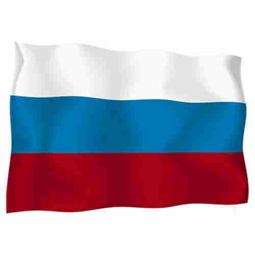 Promex Nationalflagge Fahne Флаг Russland Russia Россия Fussball
