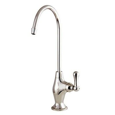 Kingston Brass KS3196AL 1/4 Turn Water Filtration Faucet Polished Nickel