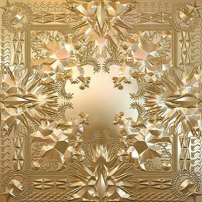 Jay Z  Kanye West   Jay Z   Watch The Throne  New Cd  Explicit